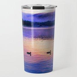 Morning Meditation (Sunrise) Travel Mug