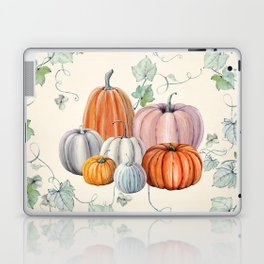 Pumpkin Patch Laptop & iPad Skin