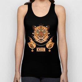 Shere Khan Unisex Tank Top