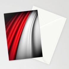 flag of Poland Stationery Cards