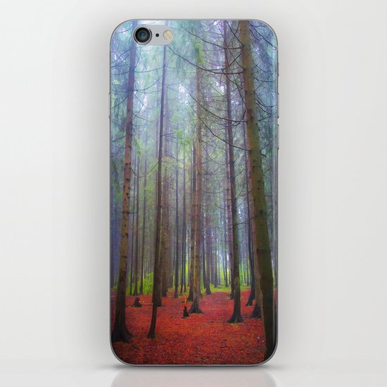 Back to the forest iPhone & iPod Skin