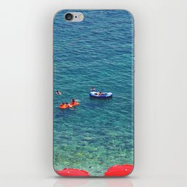Summers in Capri are what dreams are made of. iPhone Skin