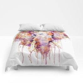 Elephant Head Comforters