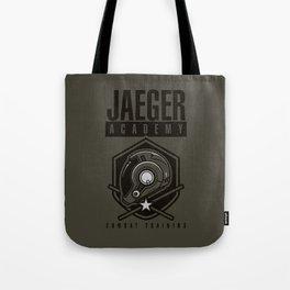 Jaeger Academy Tote Bag