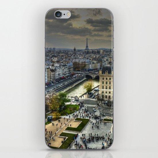 City of Paris iPhone & iPod Skin