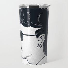 The Mullet Travel Mug