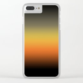 Catastrophe Clear iPhone Case