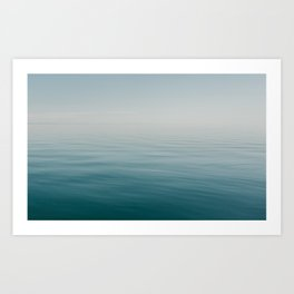Lake Superior, Two Harbors Minnesota | Nature and Landscape Photography Art Print