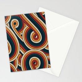 Vintage Doodle Swirls Stationery Cards