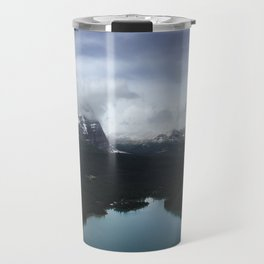 Lake O'Hara from above Travel Mug