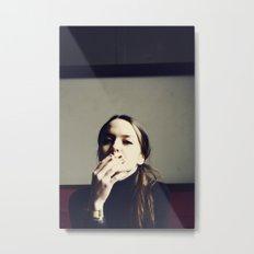 Untitled Portrait Metal Print