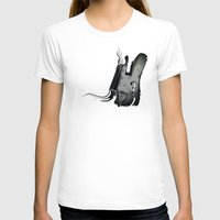 cello T-shirts featuring Cello of Souls by optimusdimes