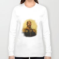 replaceface Long Sleeve T-shirts featuring Eddie Murphy - replaceface by replaceface