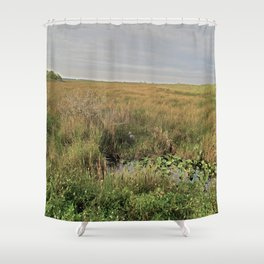 What Do You See Shower Curtain