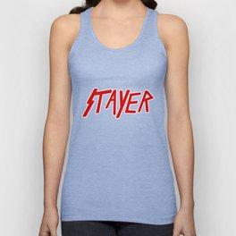 Slayer Typo Unisex Tank Top