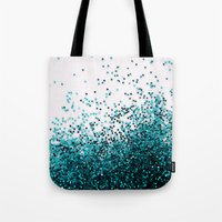 swim Tote Bags featuring Swim by Galaxy Eyes