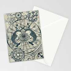 Narwhal Stationery Cards