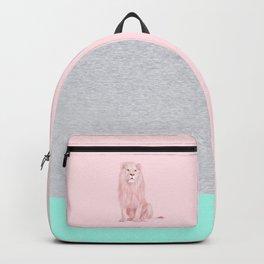 PINK LION Backpack