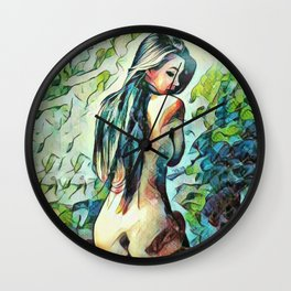 The Glance Wall Clock