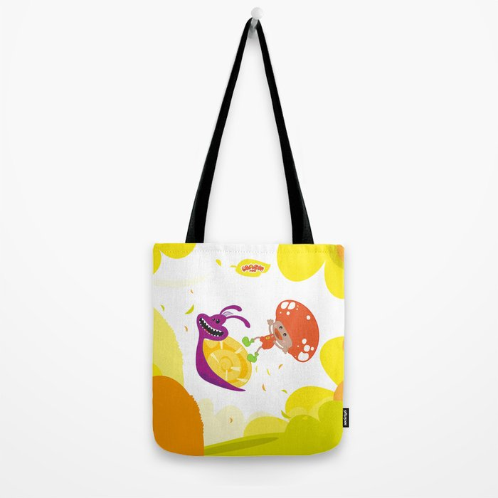 Mash&Co Jumping  Tote Bag