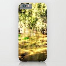 Flooded Plains Slim Case iPhone 6s