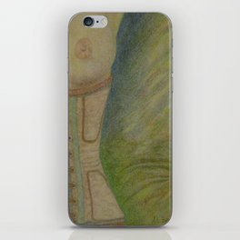 A Lingering Glance iPhone Skin