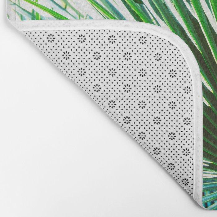 Bright Palm 4 Bath Mat