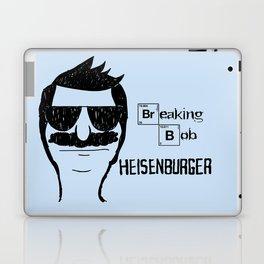Breaking Bob - Heisenburger Laptop & iPad Skin