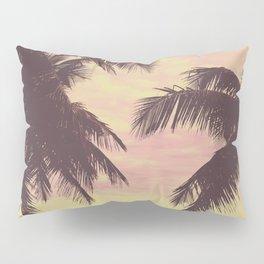 Summer Afternoon Palmtrees Pillow Sham
