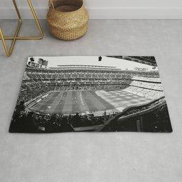 Real Madrid Stadium Rug