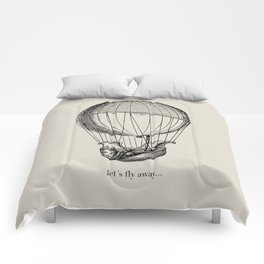 Fly Away Comforters