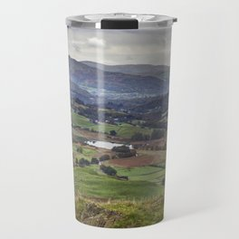 Autumnal Cumbria. Travel Mug