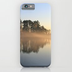 Misty Lake in Color Slim Case iPhone 6s
