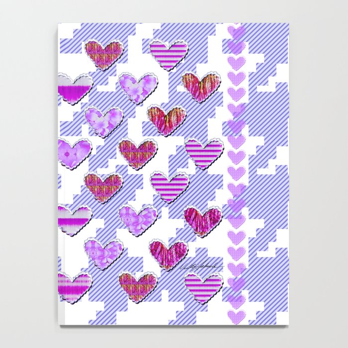 Sweetooth Love Notebook