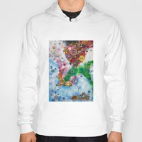thailand Hoodies featuring Places Series - Thailand by JupiterInLove