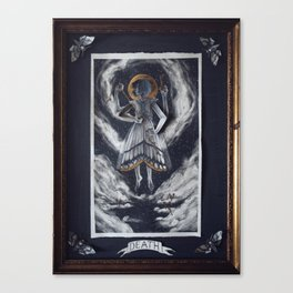 Death - Tarot Canvas Print