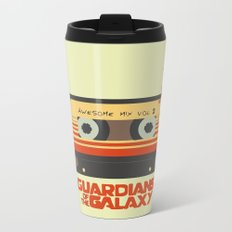 Music, Guardians of the Galaxy, Movie Metal Travel Mug
