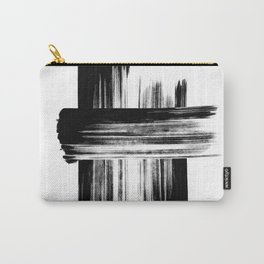 Brush stroke Carry-All Pouch