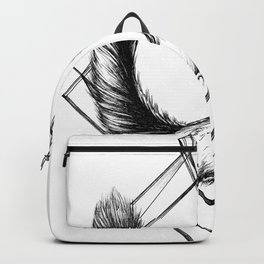 Squirrel for unicorns Backpack