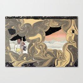Coltrane's Dream Canvas Print