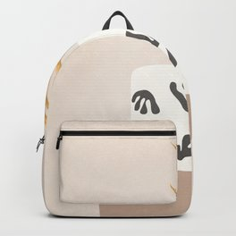 Golden Leaf Backpack