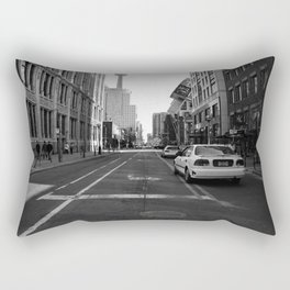 Off Queen - John Street - South Rectangular Pillow