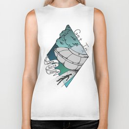 Abducted Home Biker Tank