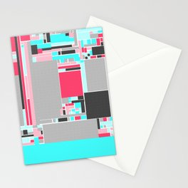 Red Mint Stationery Cards