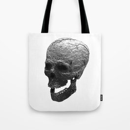 IRON SKULL Tote Bag