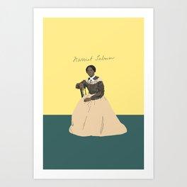 Harriet Tubman Art Print
