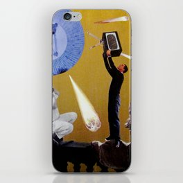 These Things Happen iPhone Skin