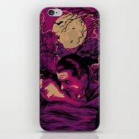 dracula iPhone & iPod Skins featuring Dracula by Denis O'Sullivan