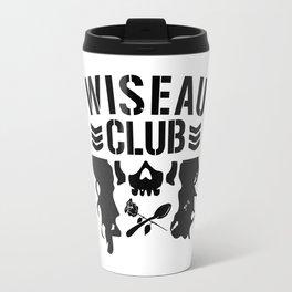 Wiseau Club Travel Mug