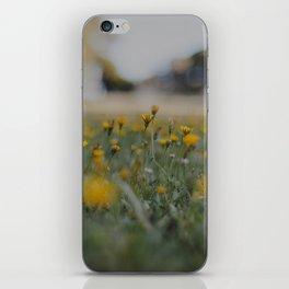 Yellow Summer iPhone Skin